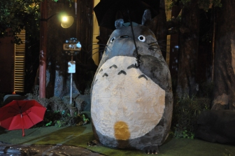 Real Size Totoro