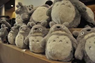 Totoro Stuffed Animal <3